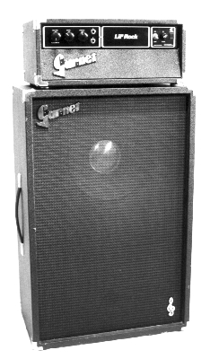 Garnet Lil' Rock Head & Cab