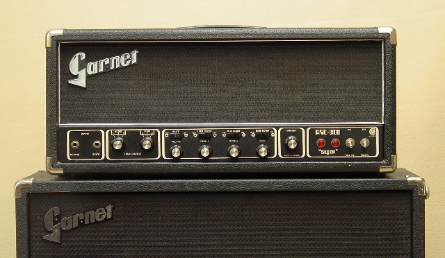 Garnet Amplifiers - Vintage Amp Specs - garnetamps.com ... on